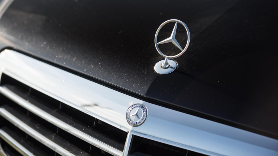 Mercedes-Benz E 220 CDI exteriér 3