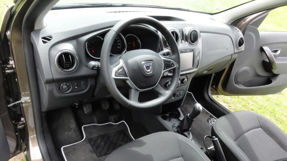 Dacia Logan MCV 7
