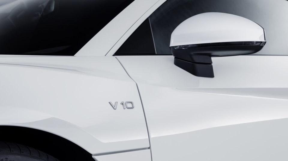 Audi R8 V10 RWS 12
