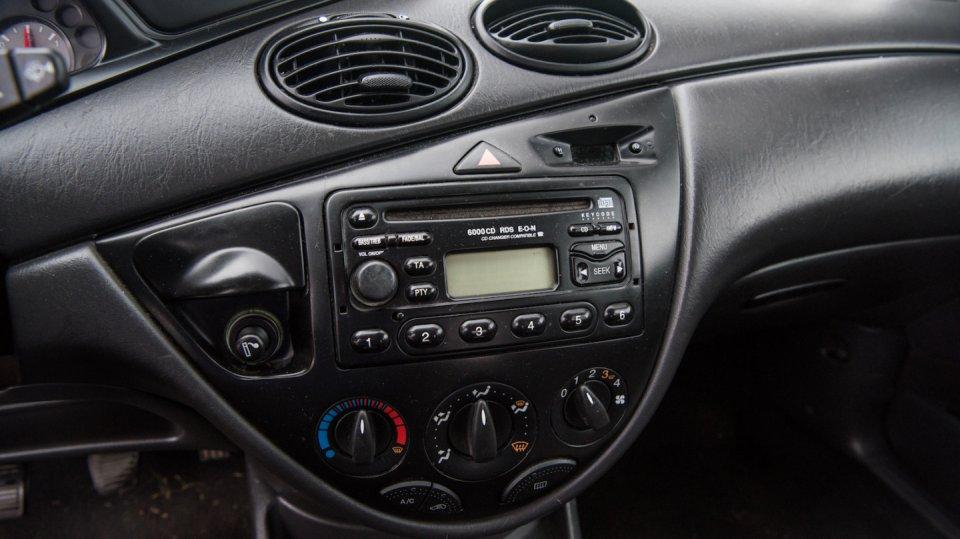 Ford Focus Combi 1.8 TDCI interiér 3