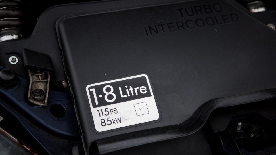 Ford Focus Combi 1.8 TDCI interiér 8