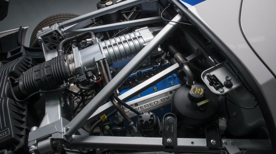 Ford GT nic neujel 11