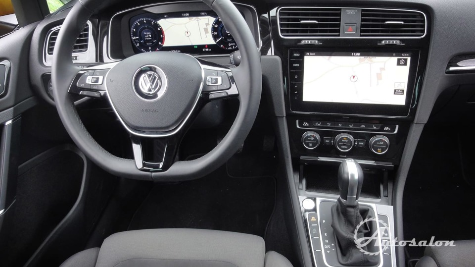 VW Golf Variant 1,5 TSI 7