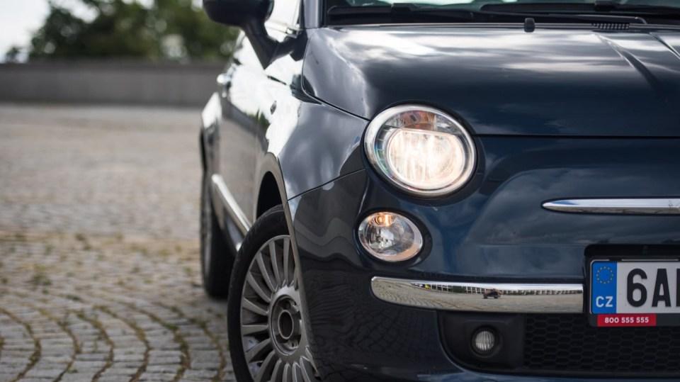 Fiat 500 1.4 16v exteriér 8