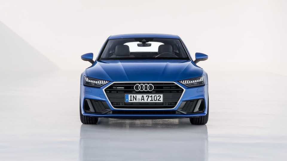 Audi A7 2018 9