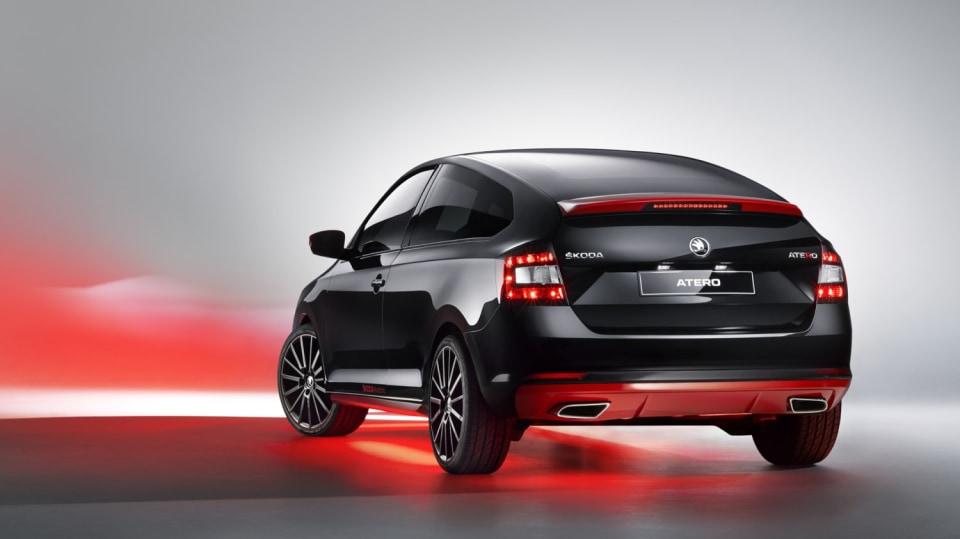 Koncept Škoda Atero z roku 2016 1
