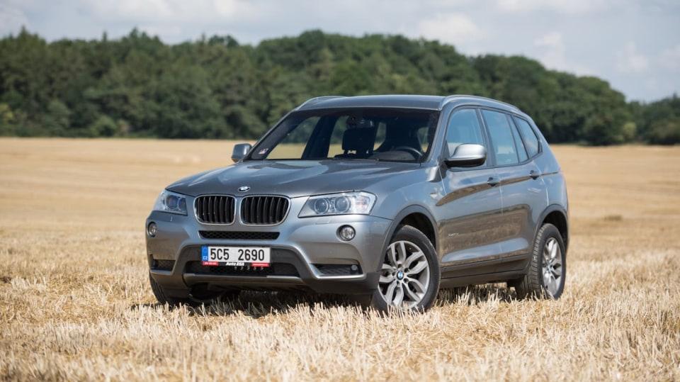 BMW X3 xDrive20d exteriér 5