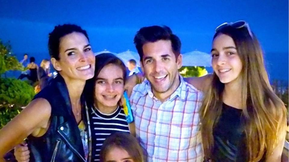 Rizzoli a Isles - Angie s rodinkou