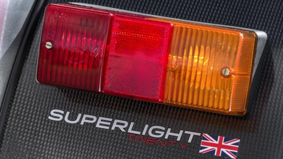 Caterham 7 Superlight Twenty - Obrázek 9