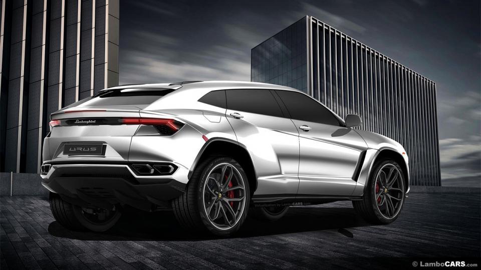 Lamborghini Urus má zaujmout ženy - Obrázek 10