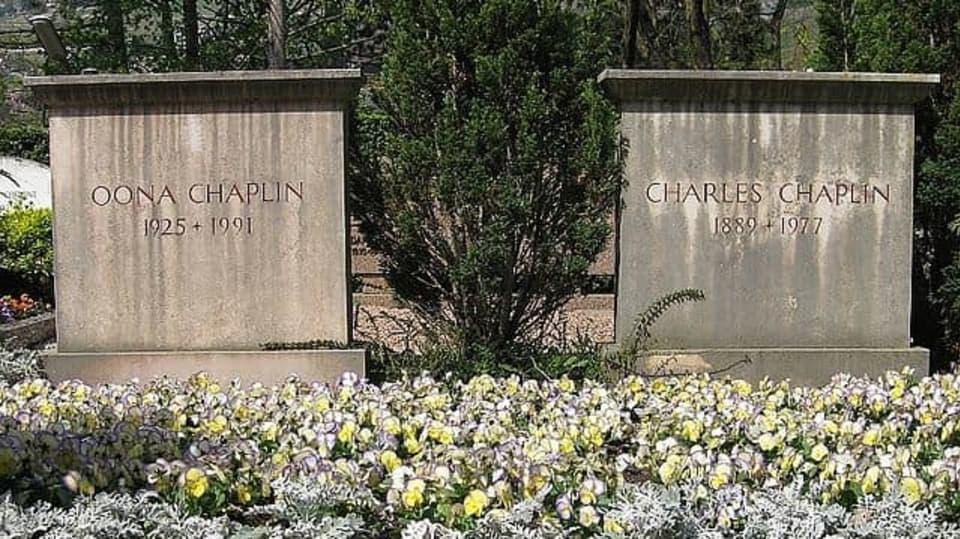 Hrob Charlieho Chaplina