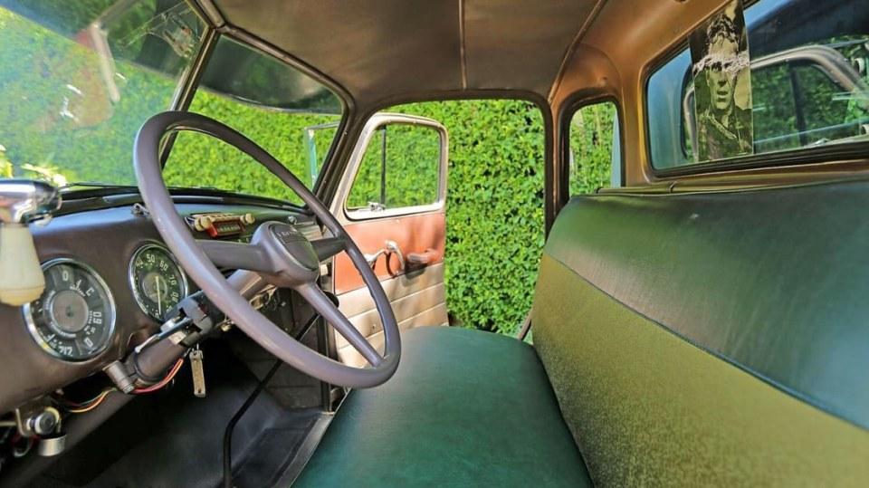 Chevrolet Pick-up 1956