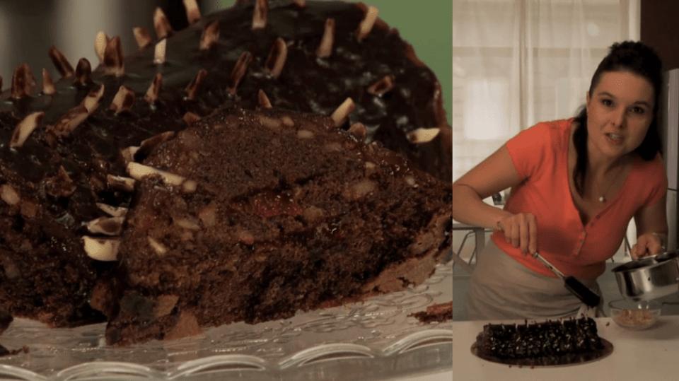 Markétin čokoládový ježek