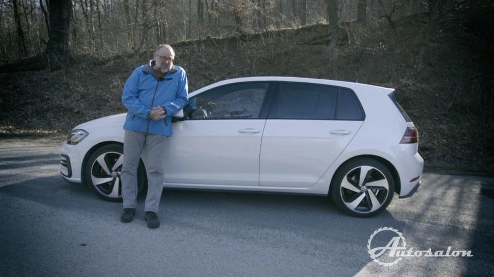 Expert František testuje VW Golf GTI 1