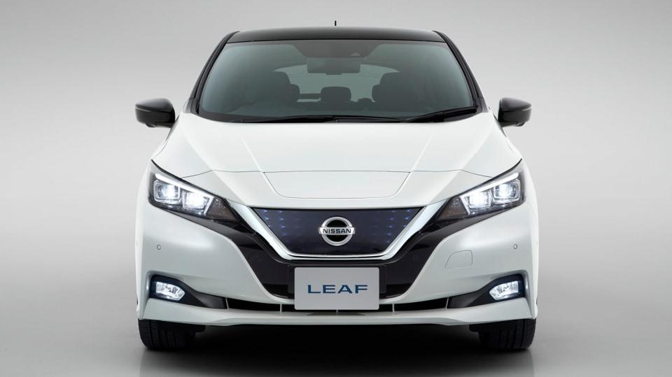 Nový Nissan Leaf je tu. Vypadá dobře a ujede 380 km! 16