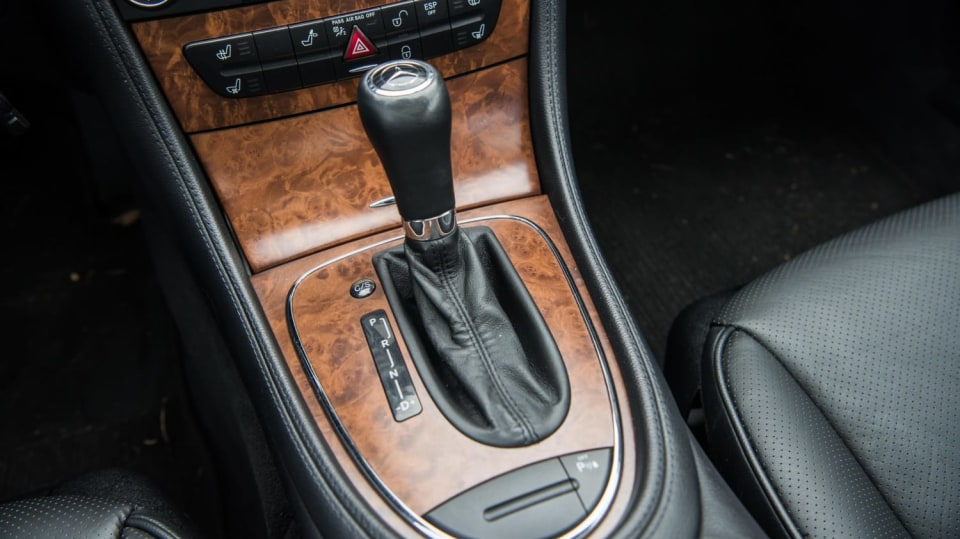 Mercedes-Benz CLS 320 CDI interiér 3