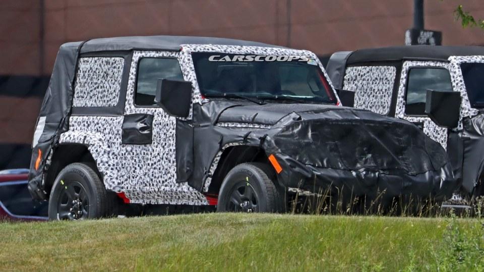 Jeep Wrangler 2018 1