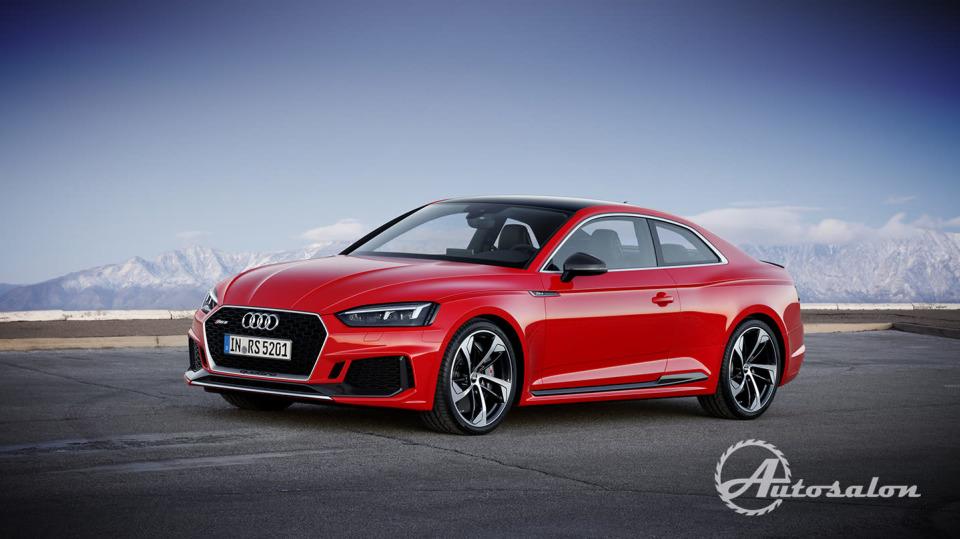 Audi RS5 4