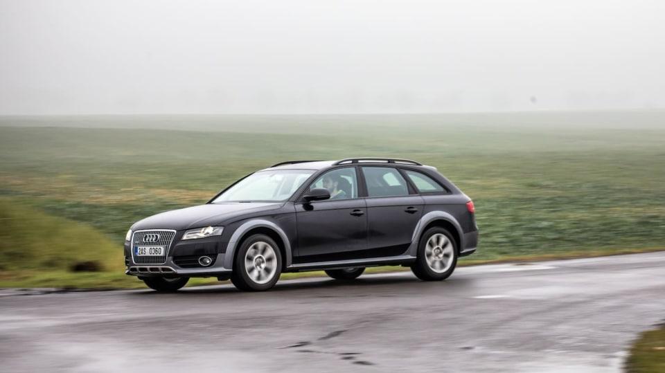 Audi A4 Allroad 2.0 TDI CR jízda 7
