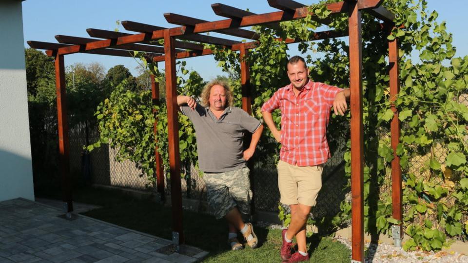 Jak si postavit zahradní loubí