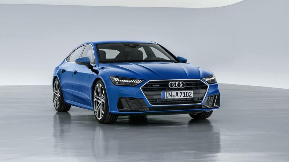 Audi A7 2018 11