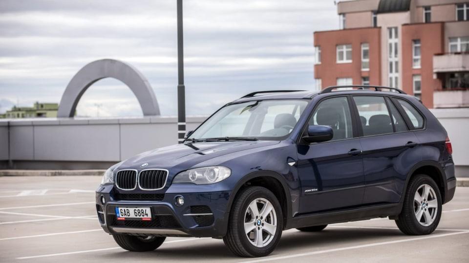BMW X5 xDrive30d exteriér 3