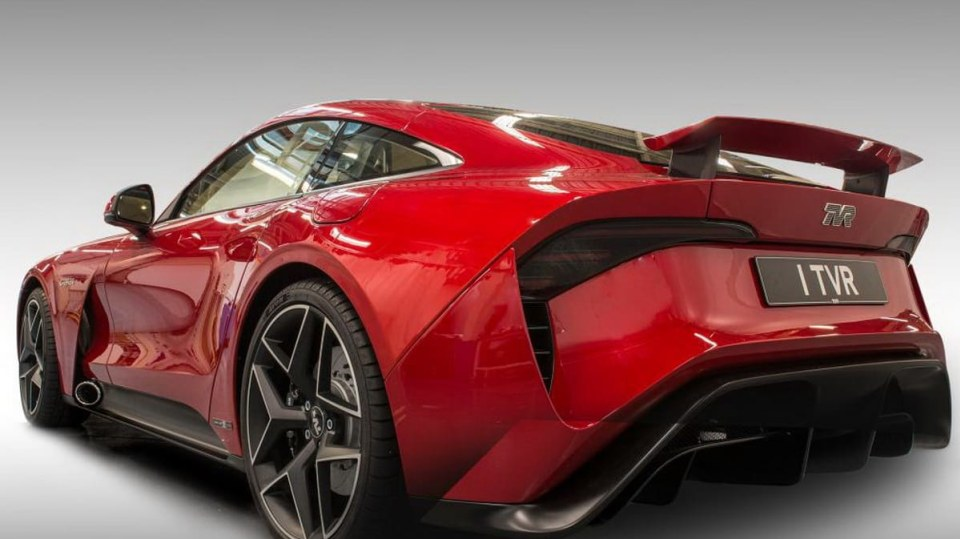 TVR Griffith 2