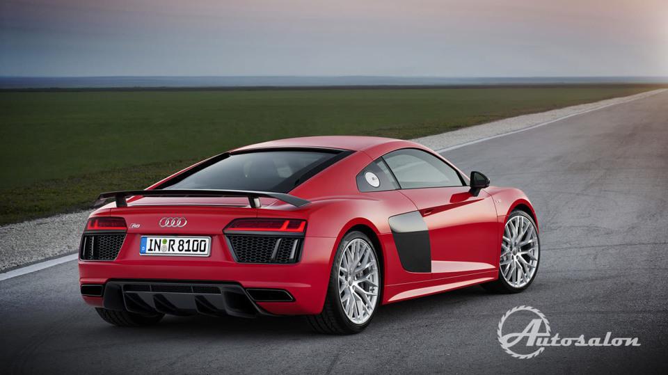 Audi R8 V10 Plus 20