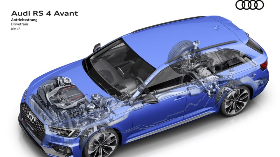 Audi RS4 Avant 27
