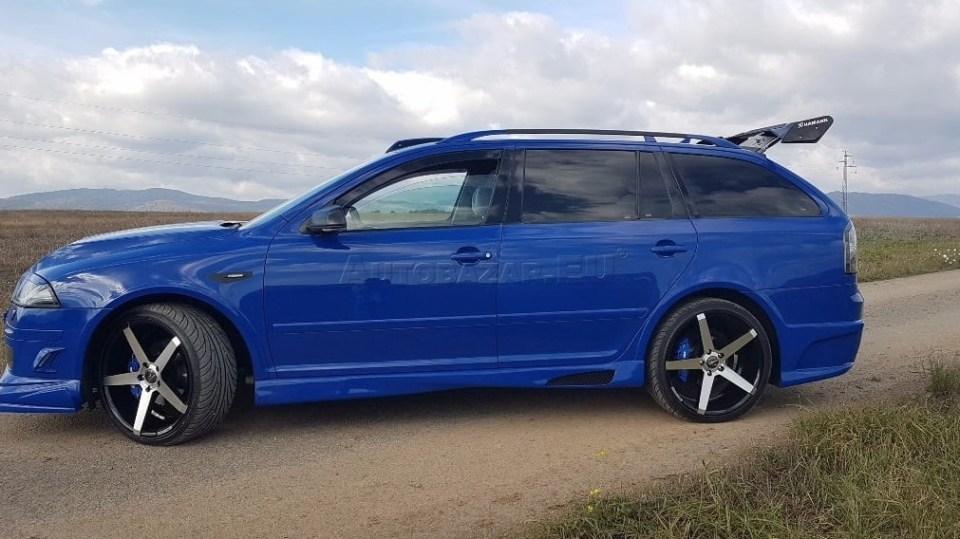 Tuningová Škoda Octavia ze Slovenska 9
