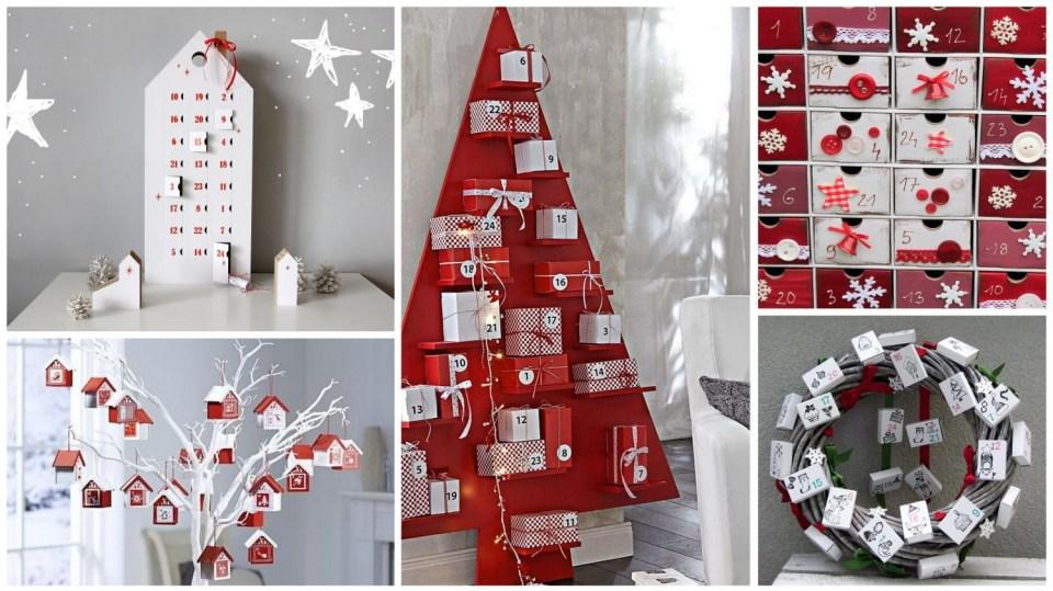 Adventní kalendáře potěší na Vánoce děti i dospělé