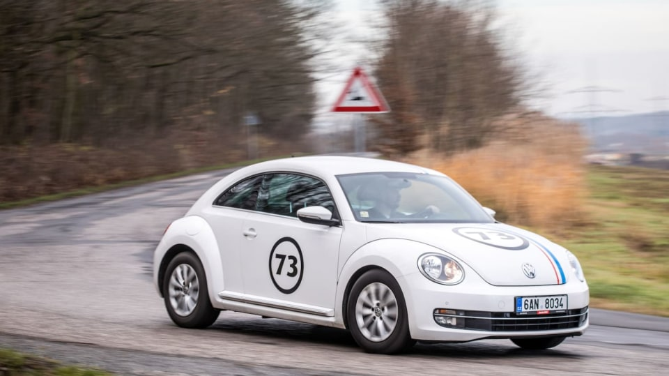 Volkswagen Beetle 1.2 TSI jízda 12