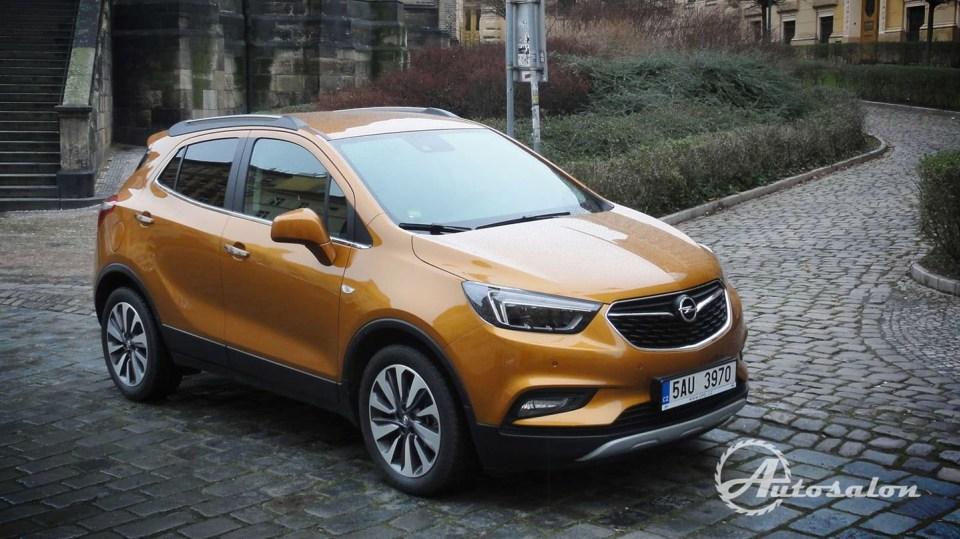 Opel Mokka 4x4 1
