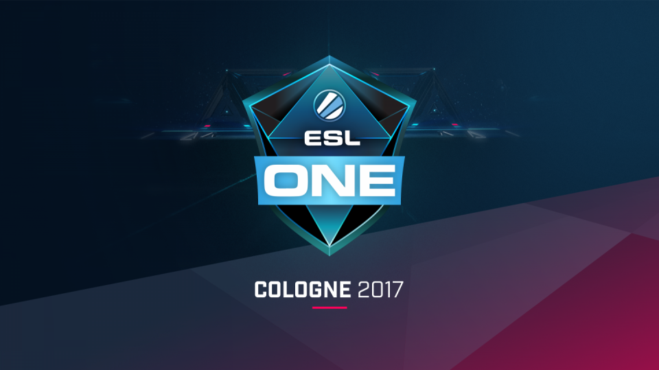 ESL One Cologne 2017 - 1