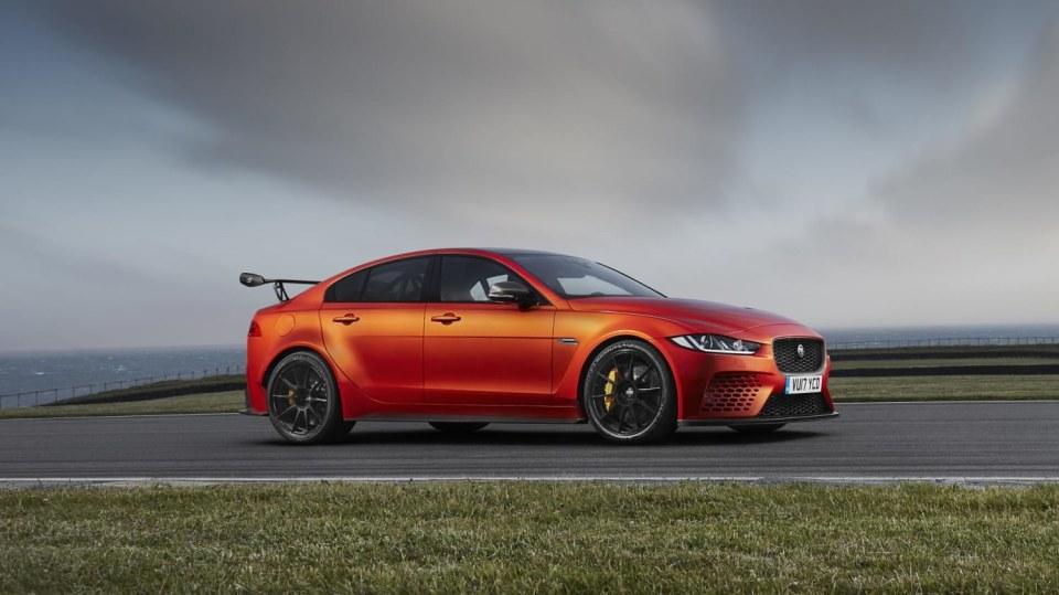 Project 8, nejsilnější Jaguar všech dob 6