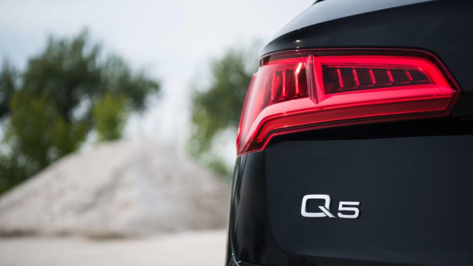 Nové Audi Q5 detailně 7