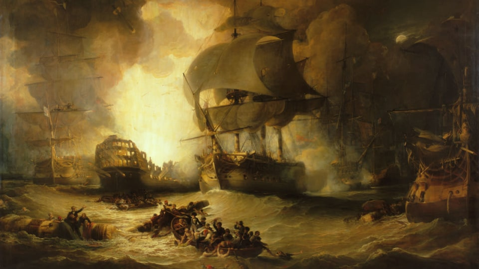 námořní bitva u Abúkíru