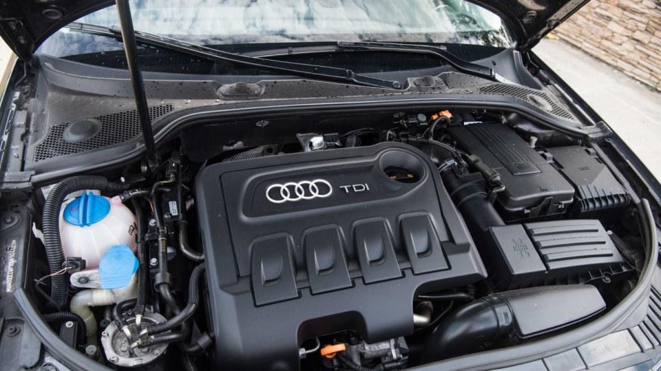 Audi A3 vypadá dobře i po šesti letech a 160 000 kilometrů. 14
