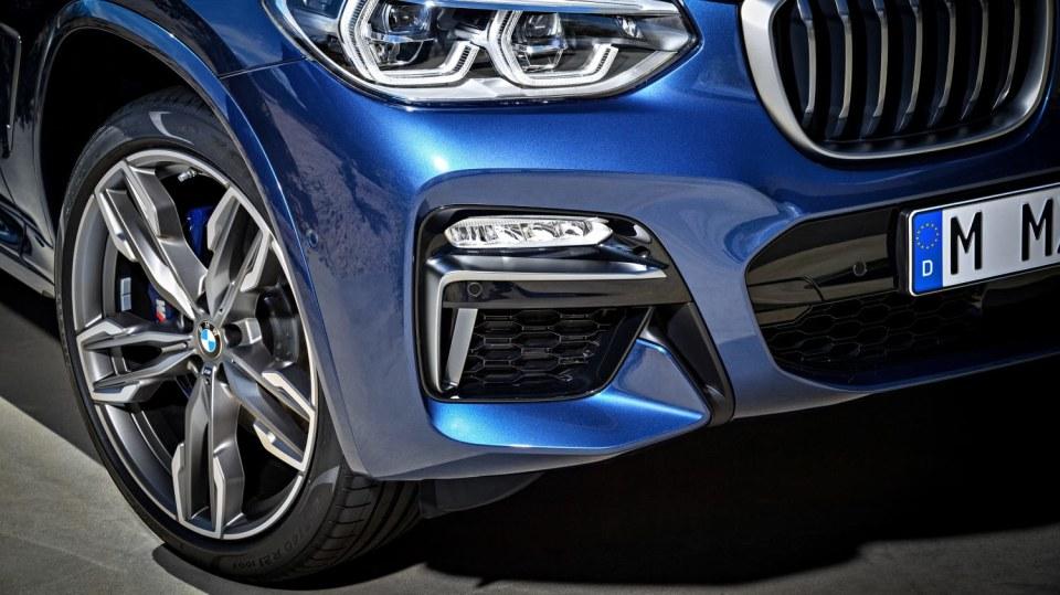 Nové BMW X3 4