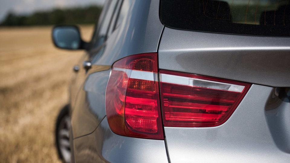 BMW X3 xDrive20d exteriér 9