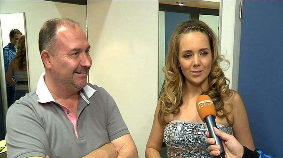Video VIP zprávy: Michal David a Lucie Vondráčková