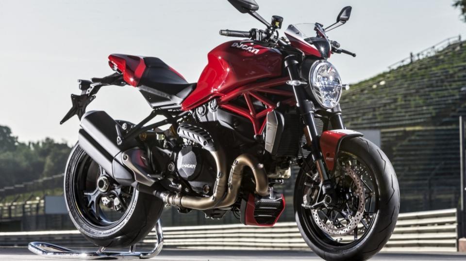 Ducati Monster 1200R - Obrázek 1