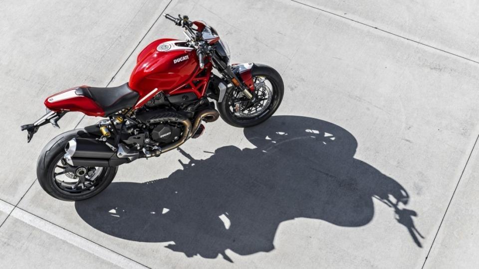 Ducati Monster 1200R - Obrázek 3