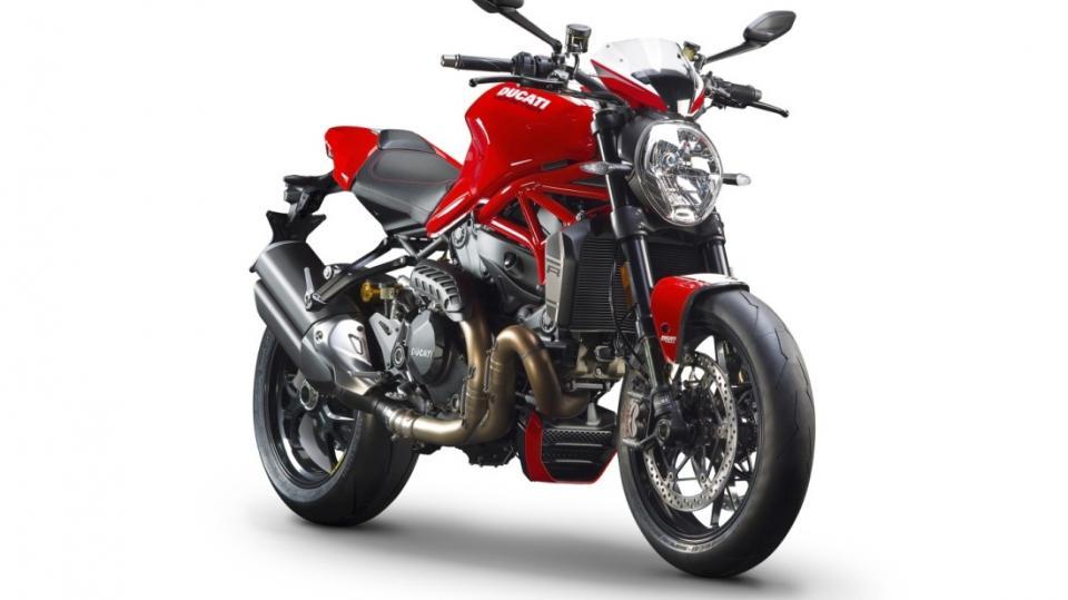 Ducati Monster 1200R - Obrázek 4