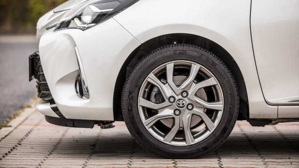 Toyota Yaris 1.5 VVT-iE exteriér 1
