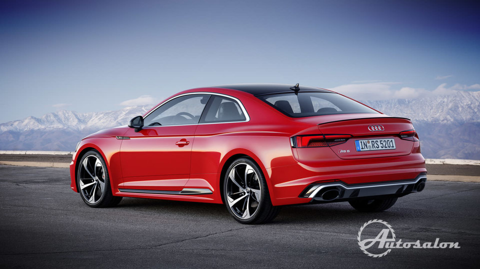 Audi RS5 3