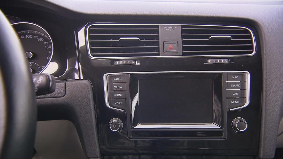 Test ojetého VW Golf 12