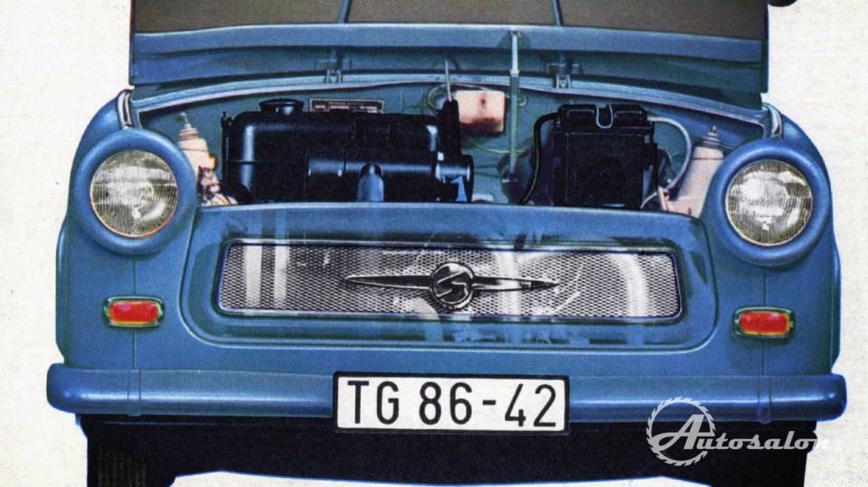 Trabant 601 5