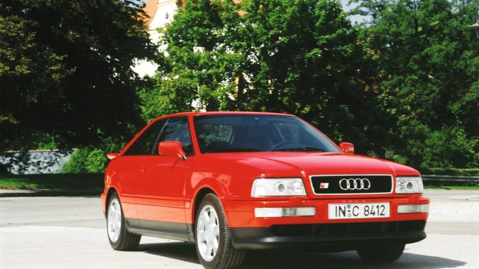 Audi S2 Coupé: Audi S2 Avant dostalo přeplňovaný pětiválec z S2 Coupé