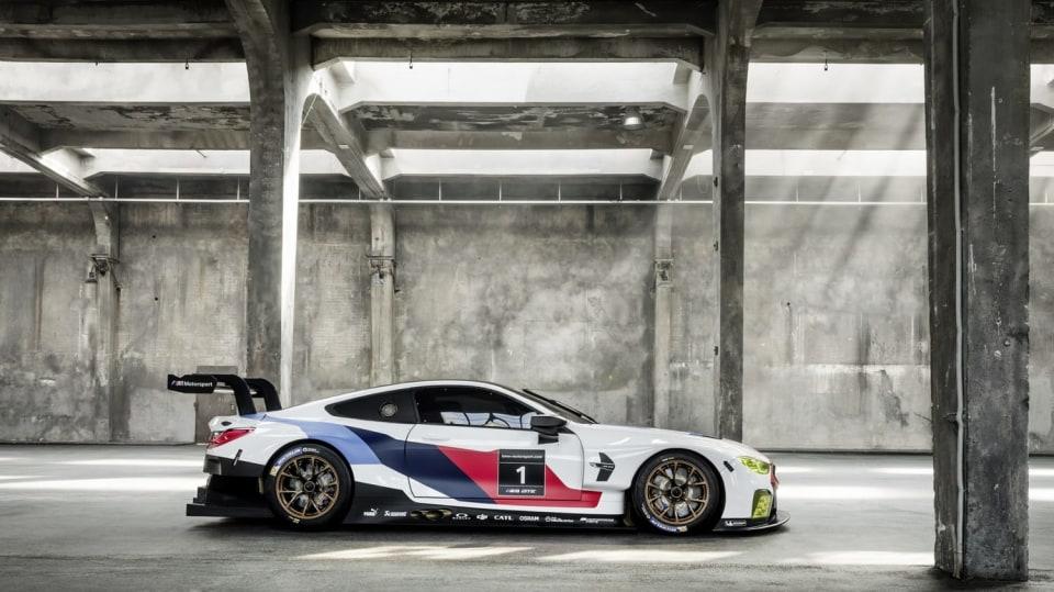 BMW M8 GTE  10